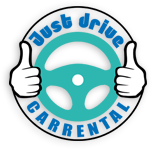 Logo Just Drive Carrental and Leasing Curacao