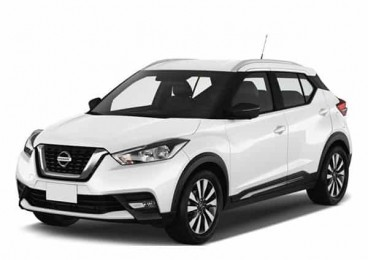 Nissan Kicks Front